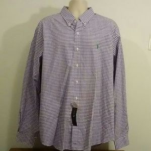 Authentic Polo Ralph Lauren Gingham